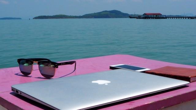 Digital nomad success, part 1: Travel & accommodation