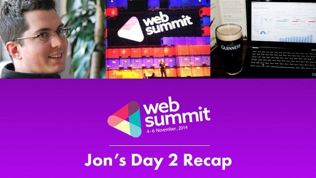 web summit day 2