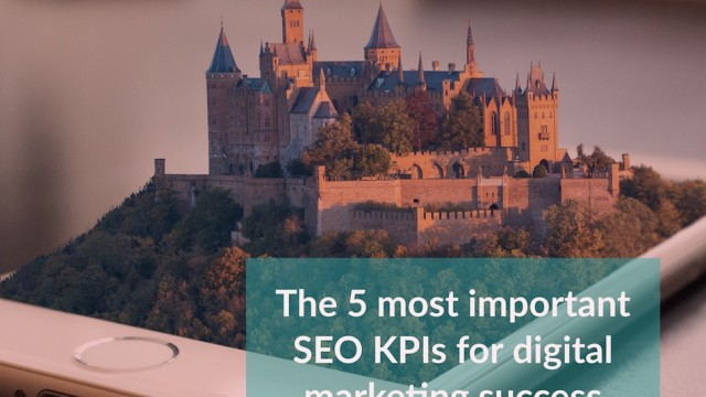 most important seo kpis