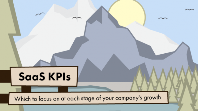 SaaS KPIs: Which to focus on at each stage of your company's growth
