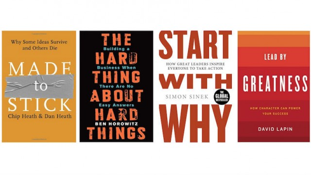 summer reading for entrepreneurs