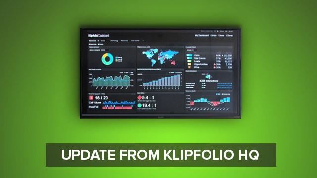 Update: Klipfolio HQ undergoing some big changes!