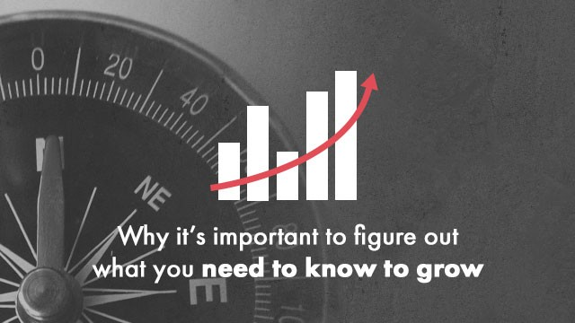 Startup Founder Blog | Why it's important to figure out what you need to know to grow