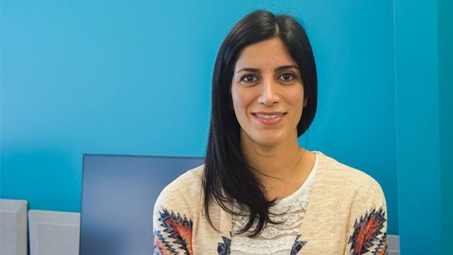 Women of Klipfolio: Shima Beigzadeh