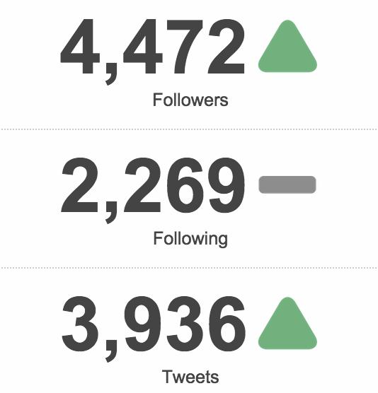 Social Media KPI Examples | Twitter Followers Metric
