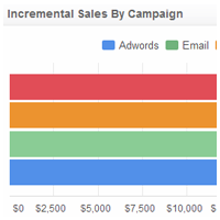 Marketing KPI Examples | Incremental Sales KPI