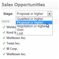 Sales KPI Examples | Sales Opportunities