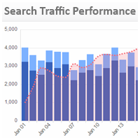 SEO KPI Examples | Search Traffic Performance
